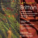 Britten: Serenade, Thompson